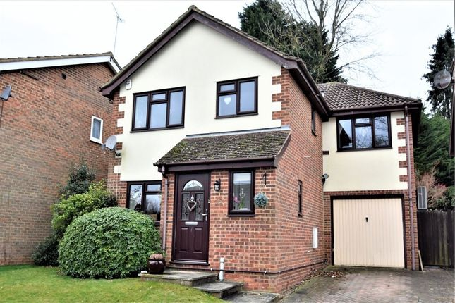 Thumbnail Detached house for sale in Lory Ridge, Bagshot, Surrey