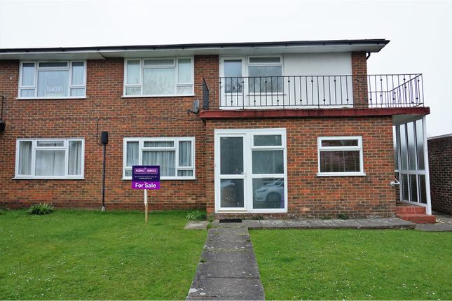 Thumbnail Flat for sale in Dairy Farm Flats, Worthing