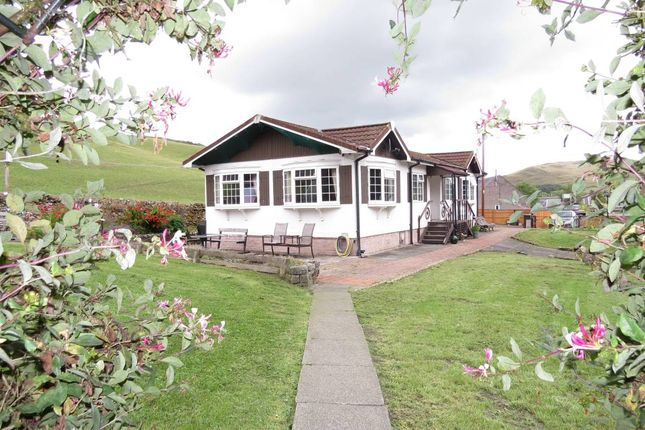 Thumbnail Detached bungalow for sale in The Caravan, Newmill On Teviot, Hawick