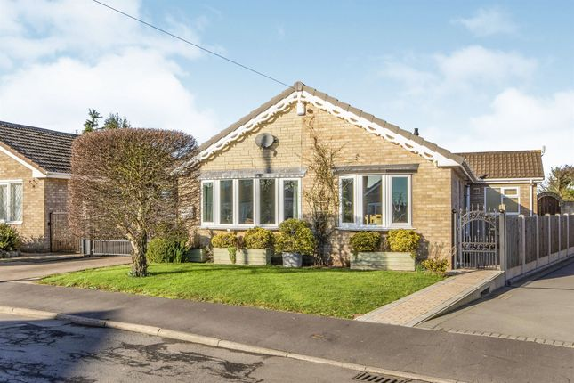 3 bed detached bungalow for sale in Westfield Road, Tickhill, Doncaster DN11