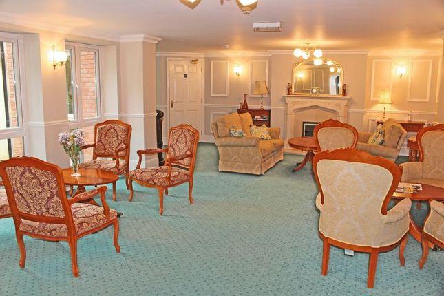 Residents Lounge of Lalgates Court, Northampton NN5