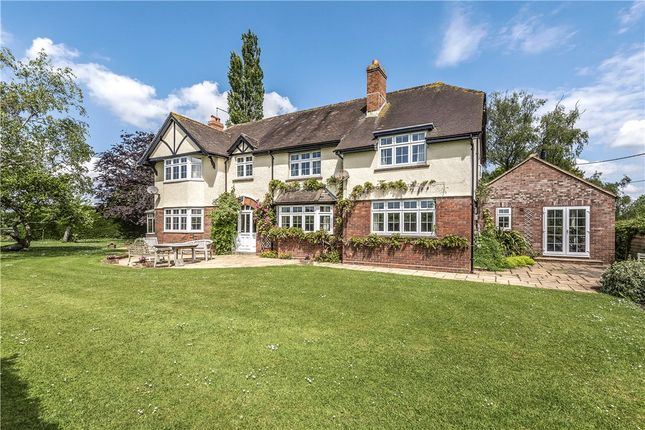 Thumbnail Detached house for sale in Corscombe Road, Halstock, Yeovil, Dorset