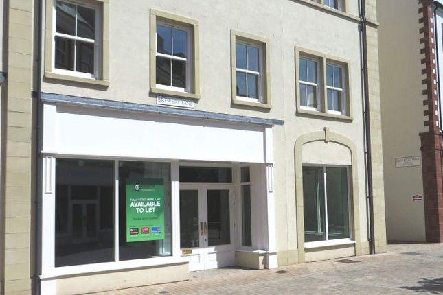 Thumbnail Retail premises to let in Penrith New Squares, Brewery Lane, 11 (Unit K2), Penrith