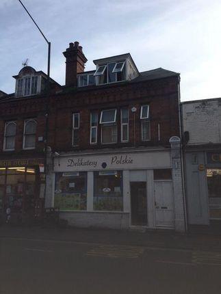 Thumbnail Maisonette to rent in High Street, Leamington Spa