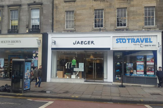 Thumbnail Retail premises to let in 35 George Street/70 Hanover Street, Edinburgh