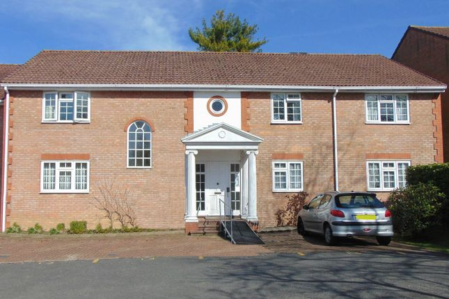 Thumbnail Flat for sale in St Nicholas Court, Poundhill, Crawley