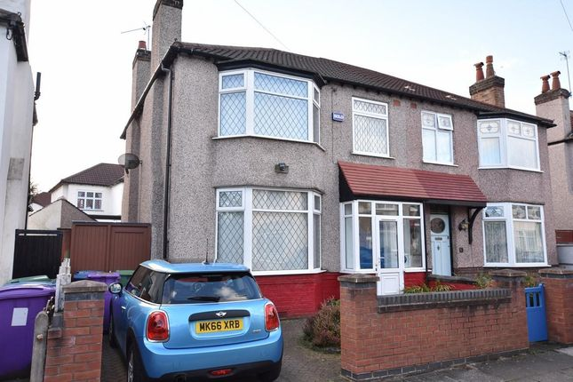 Thumbnail Semi-detached house for sale in Dulas Road, Wavertree, Liverpool