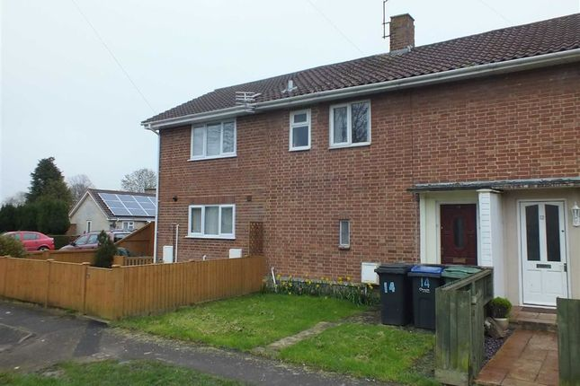 Thumbnail Terraced house for sale in Ash Grove, Westbury, Wiltshire