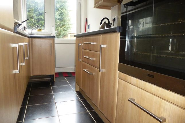 Thumbnail Property to rent in Rayners Gardens, Southampton