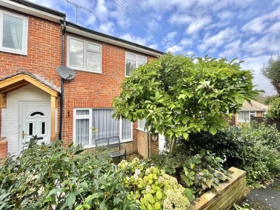 2 bed terraced house for sale in Spring Close, Eastbourne, East Sussex BN20