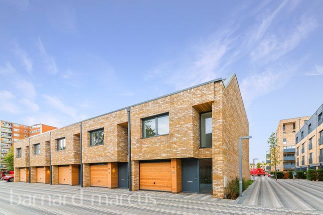 Thumbnail End terrace house for sale in Helena Close, London
