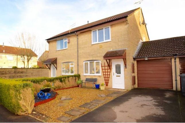 2 bed semi-detached house for sale in Stirling Close, Yate, Bristol