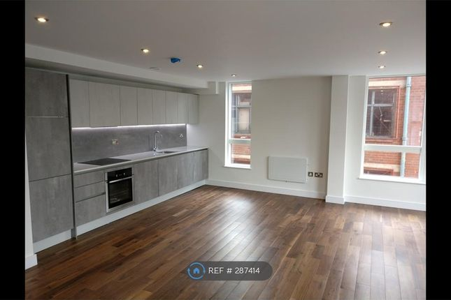 Thumbnail Flat to rent in George Leigh Street, Manchester