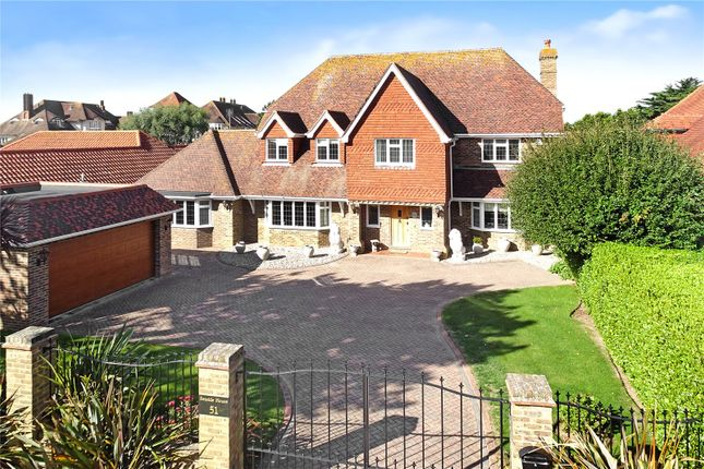 Thumbnail Detached house for sale in Willowhayne, East Preston, West Sussex