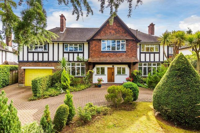 Thumbnail Detached house for sale in Heath Drive, South Sutton