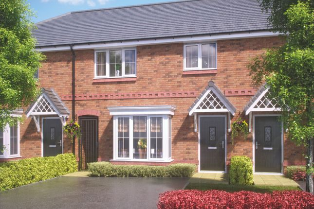 Thumbnail Mews house for sale in Cromwell Road, Ellesmere Port