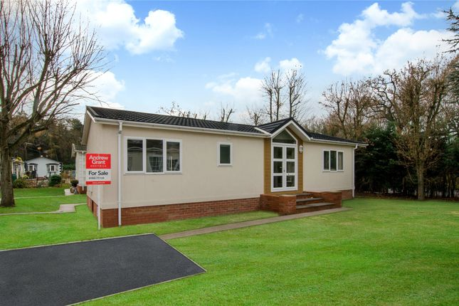 Thumbnail Detached house for sale in Doverdale Park Homes, Hampton Lovett, Droitwich, Worcestershire