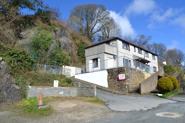 Thumbnail Flat for sale in Lleyn Street, Pwllheli