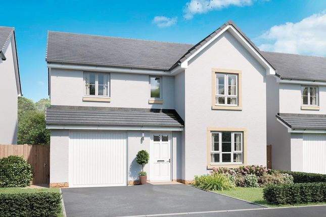 """Thumbnail Detached house for sale in """"Inveraray"""" at Westbarr Drive, Coatbridge"""