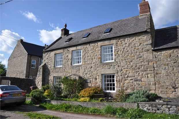 Thumbnail Property for sale in Greenhead House, Wall, Hexham