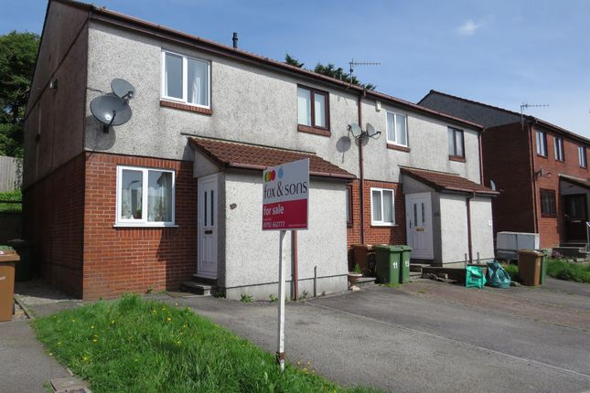 2 bed end terrace house for sale in Coombe Way, Plymouth