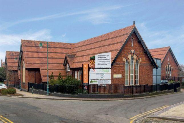 Office to let in Webberley Lane, Longton, Stoke-On-Trent
