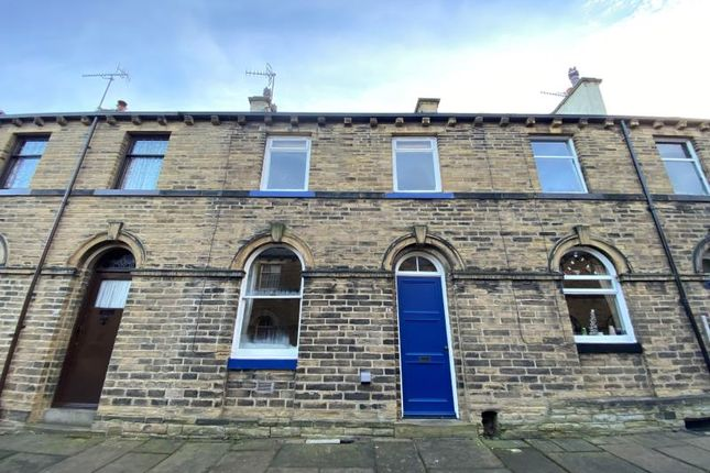 3 bed terraced house to rent in Shirley Street, Saltaire, Shipley BD18