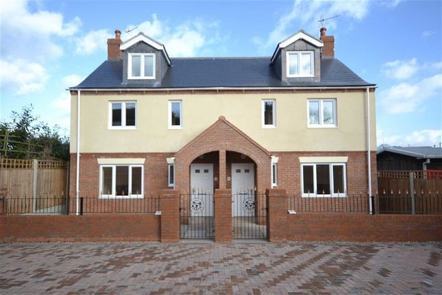 Thumbnail Semi-detached house to rent in Newark Road, Southwell
