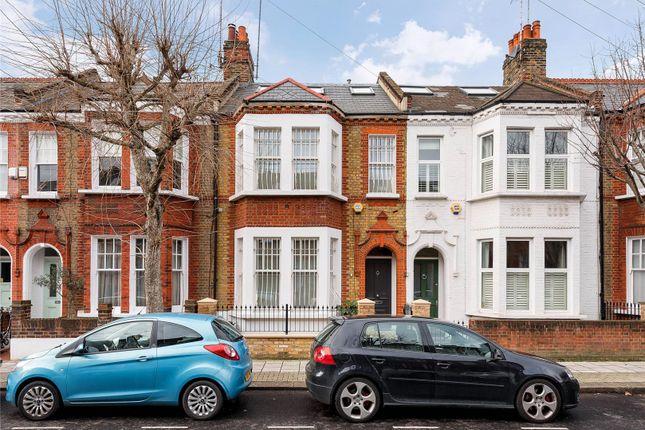 Thumbnail Terraced house for sale in Worfield Street, Battersea, London