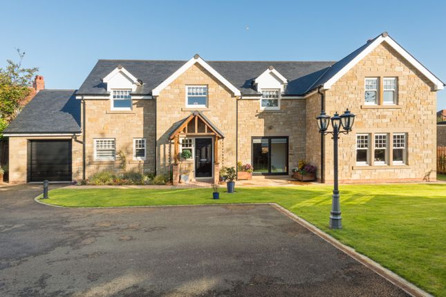 Thumbnail Detached house for sale in Guilden Road, Warkworth, Northumberland