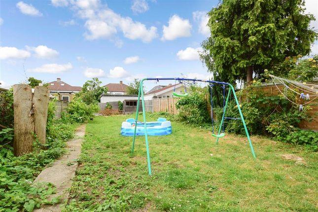 Rear Garden of Stradbroke Grove, Clayhall, Ilford, Essex IG5