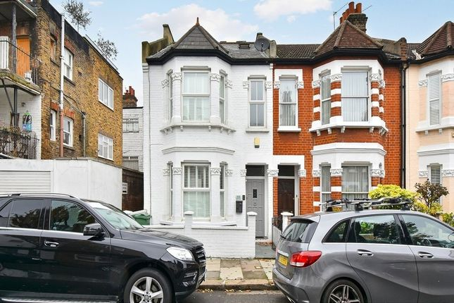 Thumbnail Property to rent in Edgarley Terrace, Fulham