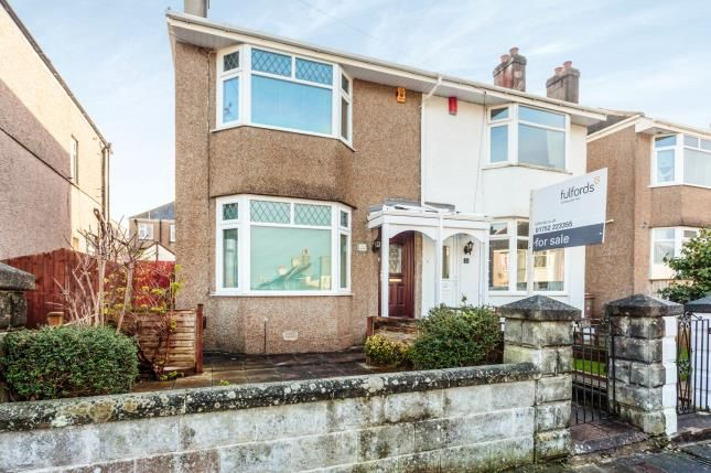 Thumbnail Semi-detached house for sale in Beacon Park, Plymouth, Devon