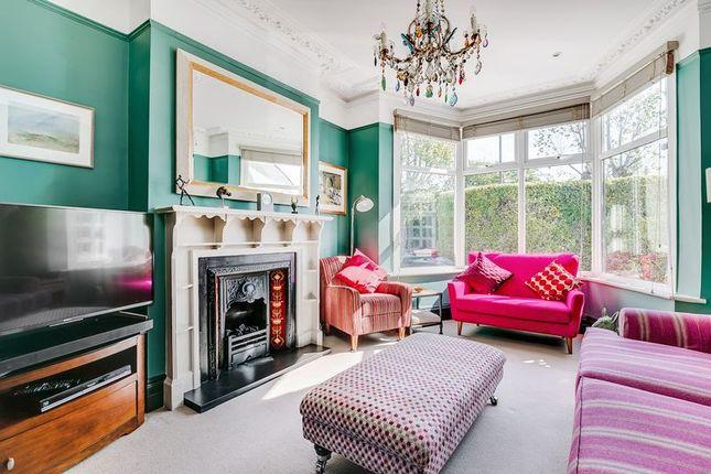 Reception Room of Strathearn Road, London SW19