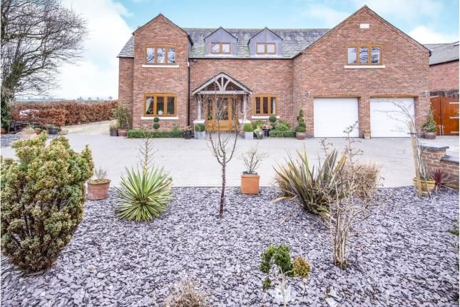 Thumbnail Detached house for sale in Main Street, Willoughby Waterleys, Leicester, Leicestershire