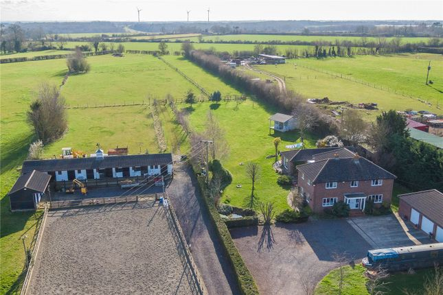 Thumbnail Detached house for sale in Taylors Lane, Buckden, St. Neots, Cambridgeshire