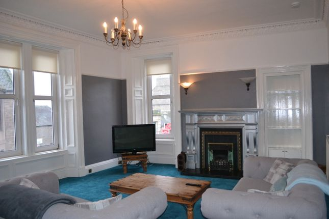 Thumbnail Flat to rent in High Street, Carnoustie, Angus