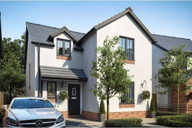 Detached house for sale in Cwrt Dolwerdd, Boncath, Pembrokeshire