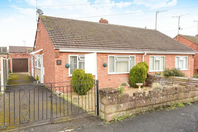 Thumbnail Bungalow to rent in Castlefields, Leominster
