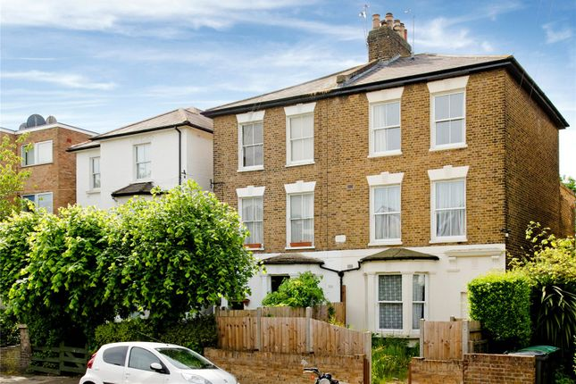 Thumbnail Flat for sale in Truro Road, London