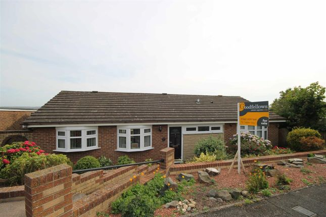Thumbnail Detached bungalow for sale in Killiebrigs, Heddon-On-The-Wall, Newcastle Upon Tyne, Northumberland