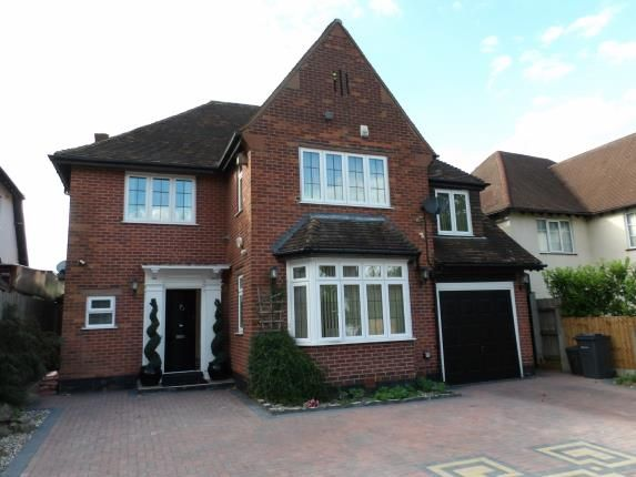 Thumbnail Detached house for sale in Anderton Park Road, Moseley, Birmingham, West Midlands