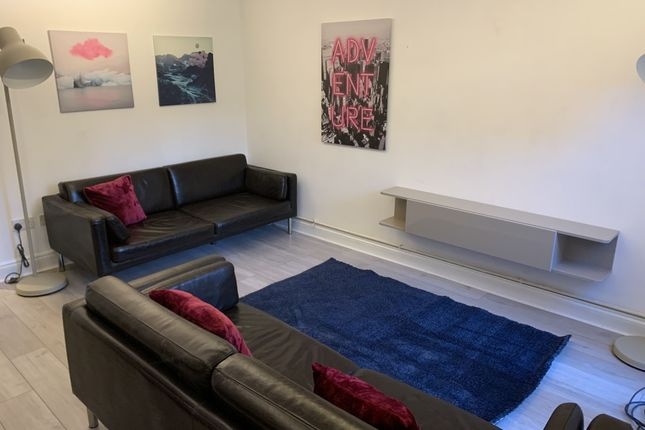 Thumbnail Shared accommodation to rent in Spear Road, Southampton
