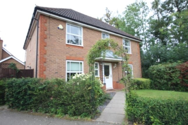 Thumbnail Detached house to rent in Longfellow Drive, Kettering