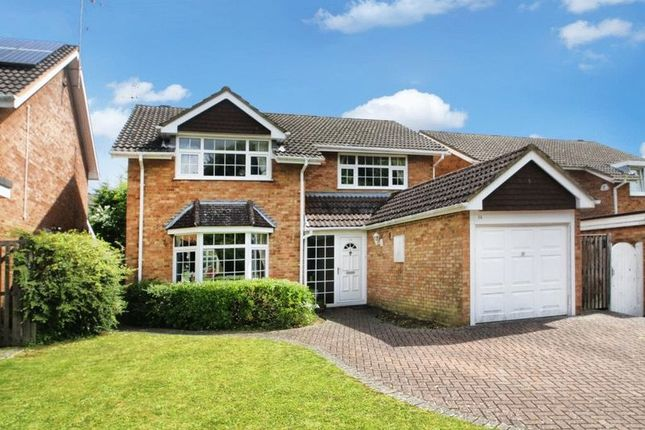 Thumbnail Detached house for sale in Sunnycroft, Downley, High Wycombe
