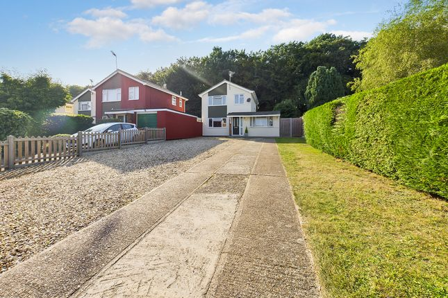 4 bed detached house for sale in Woodlands Drive, Thetford, Norfolk IP24