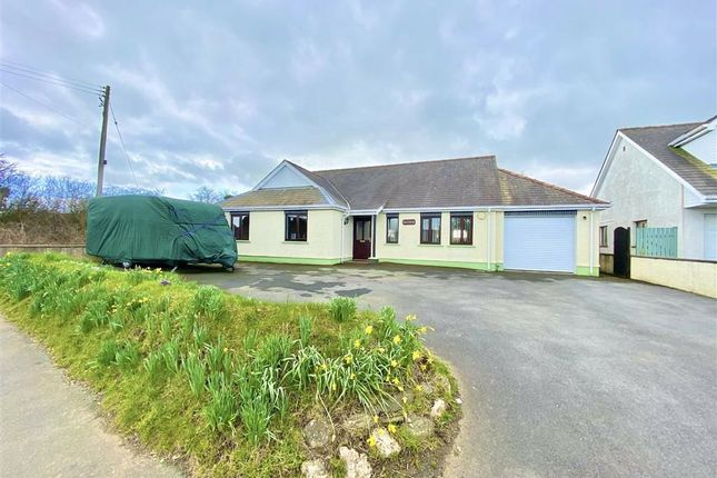 3 bed detached bungalow for sale in Beulah, Newcastle Emlyn, Carmarthenshire SA38