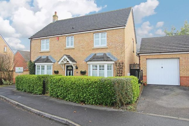 Thumbnail Detached house for sale in Amey Gardens, Totton, Southampton