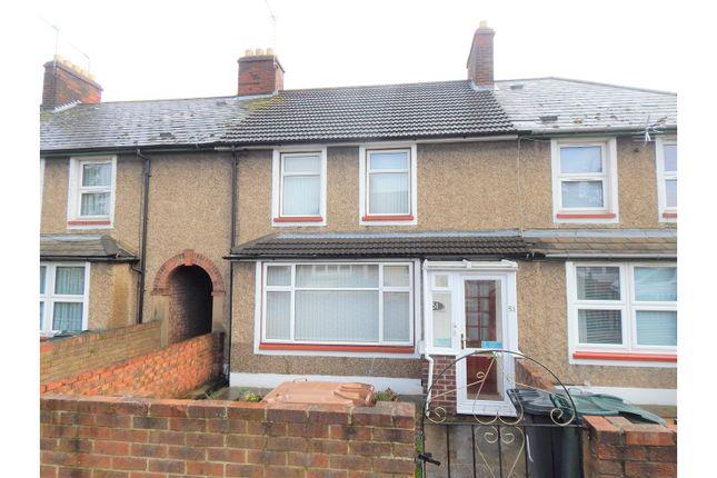 Thumbnail Terraced house for sale in Cedar Road, Dartford