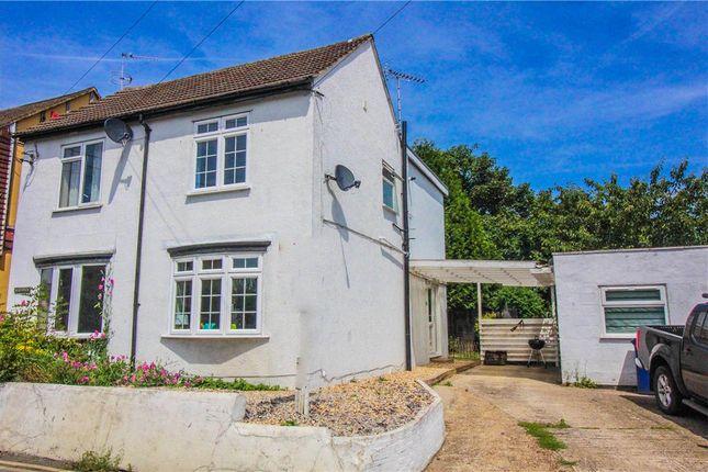 Thumbnail Semi-detached house for sale in Upper Weybourne Lane, Farnham, Surrey